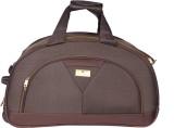 sammerry Sammerry Brown Cabin Duffel Bag...