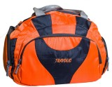 Travolic Duffles Bag Orange 17 inch/45 c...