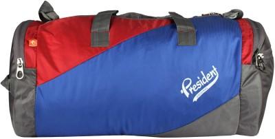 President DRUM-RED-BLUE 55 inch/139 cm