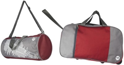 3G Duffle Strolley bag combo 20 inch/50 cm