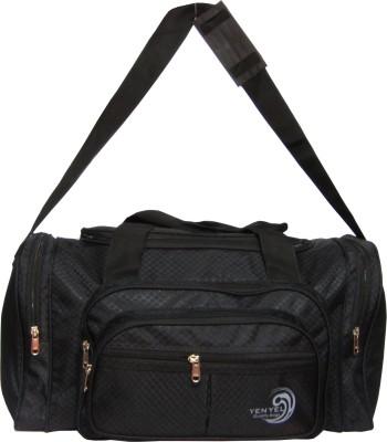 Nl Bags Five Pocket Travel Bag 20 inch/50 cm Travel Duffel Bag(Black)