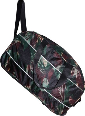 One Up Expandable Miltary Green Dufffle Bag 20 inch/50 cm (Expandable)