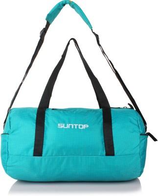 Suntop Tube 5 15 inch/38 cm Gym Bag(Sea Green)