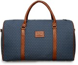 The Clownfish Artificial Leather Duffel ...