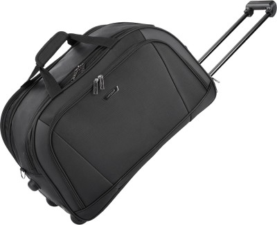 Safari TORCH-RDFL-65-BLACK 65 inch/165 cm Travel Duffel Bag(Black)