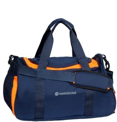 Harissons Float Gym 22 inch/55 cm Travel Duffel Bag(Orange-N)