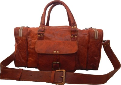 Shiny Collection 100% Genuine Leather Bag 18 inch/45 cm