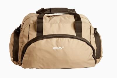Comfy Pecific 21 inch/54 cm Travel Duffel Bag(Beige)