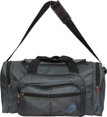 Nl Bags Five Pocket Travel Bag 20 inch/50 cm Travel Duffel Bag(Grey)