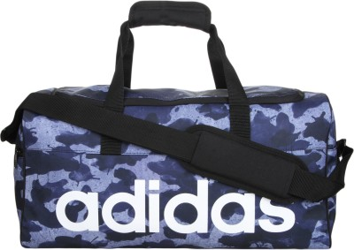 Adidas Lin Per TB GR S (Expandable) Travel Duffel Bag(Multicolor)