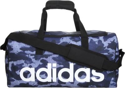 5a4939cd20da 27%off Adidas Lin Per TB GR S (Expandable) Travel Duffel Bag(Multicolor)