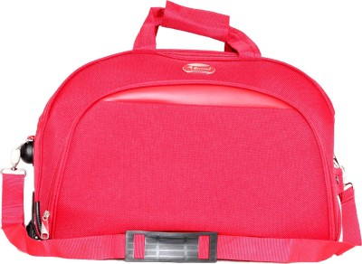 Encore Luggage Roller Duffel 20 Small Travel Bag(Red)