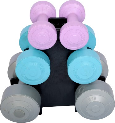 Stayfit Imported Fixed Weight Dumbbell