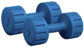 Headly DM-PVC-4KG COMBO16 Fixed Weight Dumbbell