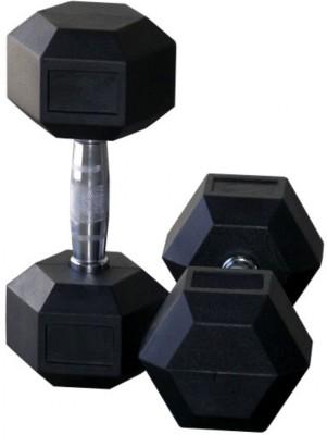 Headly DM-HEXA-12.5KG COMBO16 Fixed Weight Dumbbell