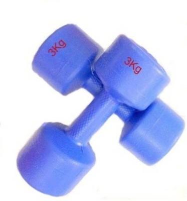 Monika Sports pu Fixed Weight Dumbbell