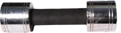 Royal 5kg_1pc_Chorme_silver_dumbbell Adjustable Dumbbell