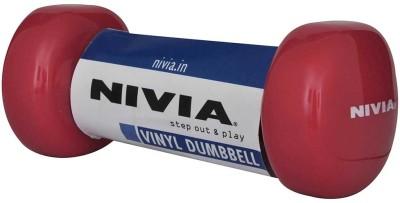 Nivia AB6034 Vinyl Fixed Weight Dumbbell