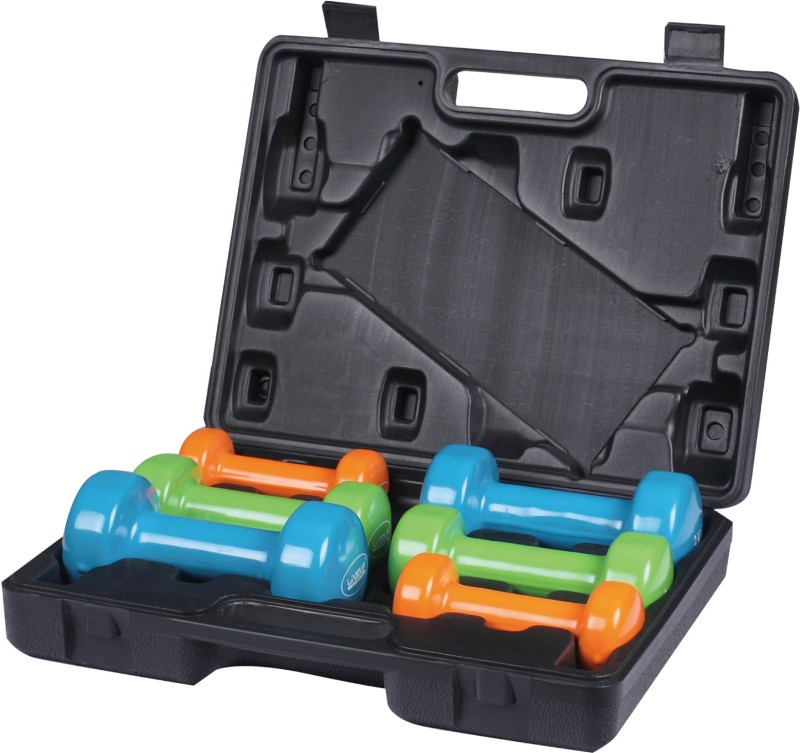 Liveup Fixed Weight Dumbbell Set
