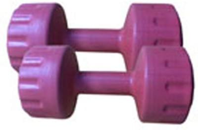 Prospo PVC DUMBELL Fixed Weight Dumbbell