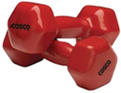 Cosco HEX Fixed Weight Dumbbell