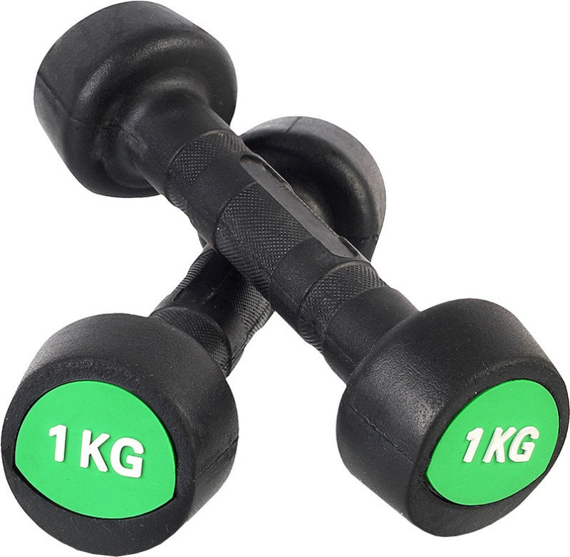 Proline Rubber Fixed Weight Dumbbell