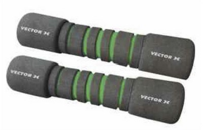 Vector X JF 5003 3 KG Fixed Weight Dumbbell