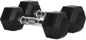 GB 2.5 kg pack of 2 hex Fixed Weight Dumbbell