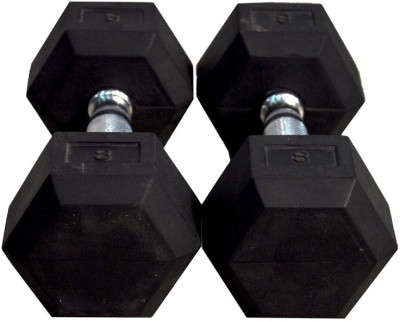 TIMA Hexa Dumbbells 3kg Fixed Weight Dumbbell