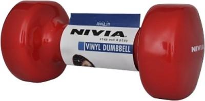 Nivia Vinyl Fixed Weight Dumbbell