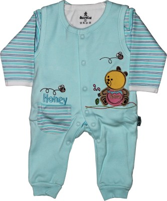 Child World Baby Boy's Blue Dungaree