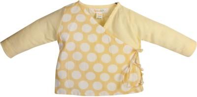 Apricot Kids Baby Girls Yellow Romper