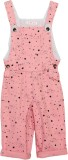 My Little Lambs Dungaree For Girls Graph...