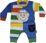 Mankoose Romper For Boys Striped Cotton ...
