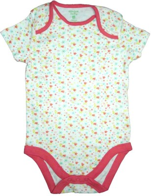 Cool Baby Baby Boy's Red Romper