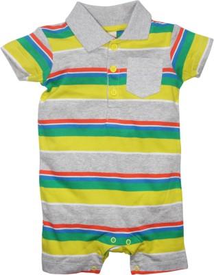 FS Mini Klub Baby Boy's Yellow Romper