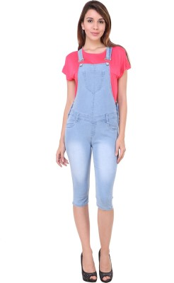 bd824bbd3298 Deals in this category   Broadstar Women s Light Blue Dungaree