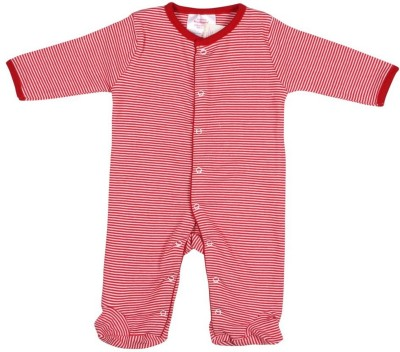Morisons Baby Dreams Baby Boy's Red Romper