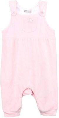 Eimoie Baby Girl's Pink Romper