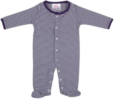 Morisons Baby Dreams Baby Boy's Blue Romper