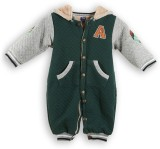 Lilliput Romper For Boys Solid Cotton (D...