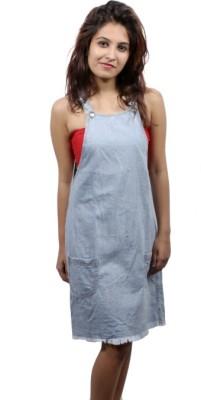 Fadjuice Women's Blue Dungaree