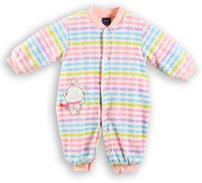Lilliput Baby Boy's Pink Romper