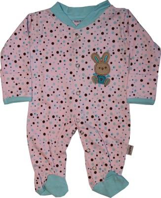 KidsRUs Baby Boy's Pink Romper
