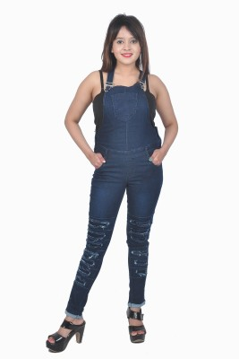 Nifty Women's Blue Dungaree