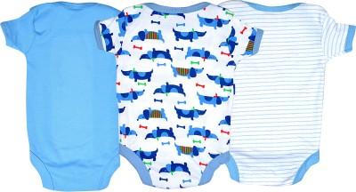 Gee & Bee Baby Girl's Multicolor Romper
