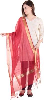 Uniscarf Chanderi Striped Women's Dupatta
