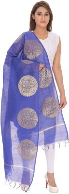 Loom Legacy Pure Silk Woven Women's Dupatta at flipkart