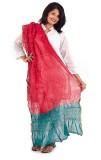 EthnicShack Chanderi Self Design Women's...