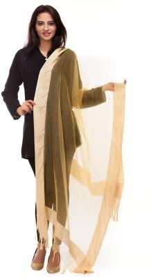 Elite Handicrafts Poly Cotton Solid Women's Dupatta